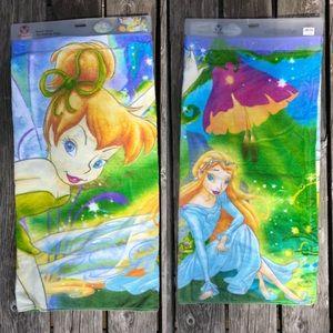 🆕List! Tinker bell Beach Towel! NEW!